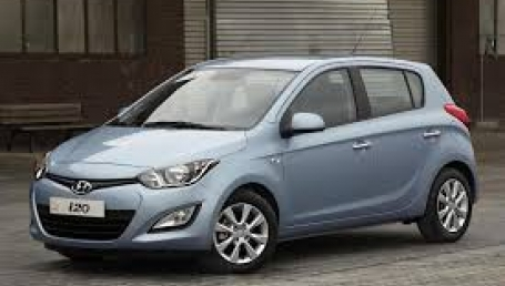sell my car – hyundai i20 grey