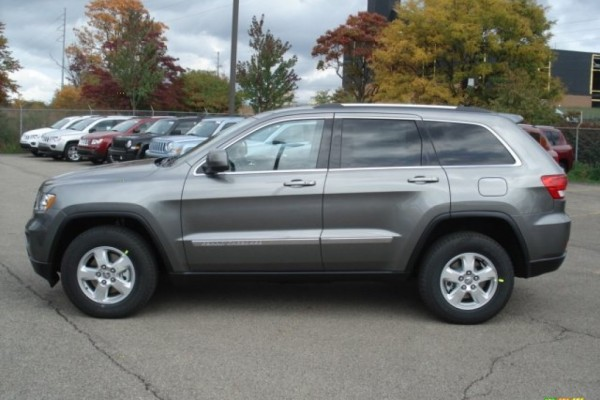 sell my car jeep grand cherokee grey'