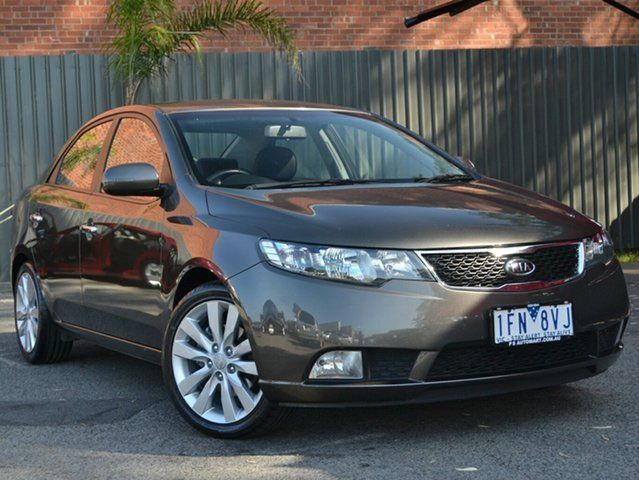sell my car kia cerato bronze