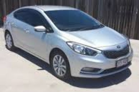 sell my car kia cerato silver