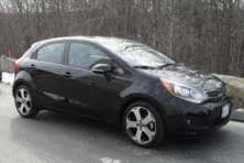 sell my car kia rio hatch black