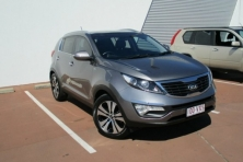 sell my car kia sportage grey