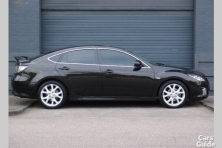 sell my car mazda 6 black