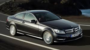 sell my car mercedes benz coupe black
