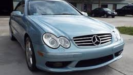 sell my car – mercedes mid blue