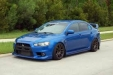 sell my car mitsubishi evo blue