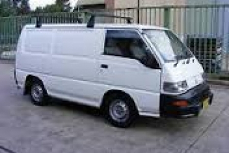 sell my car mitsubishi express van