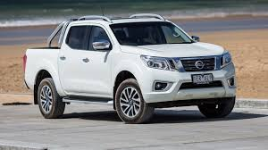 sell my car nissan navara ute white