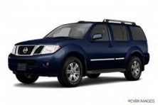 sell my car nissan pathfinder blue