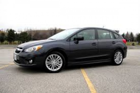 sell my car subaru impreza hatch black