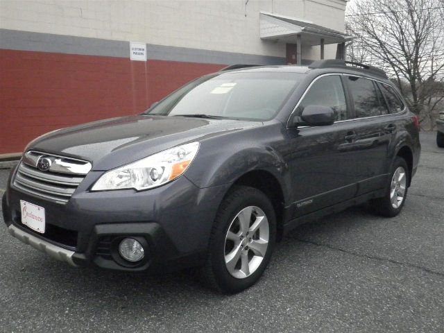 sell my car – subaru outback grey wagon