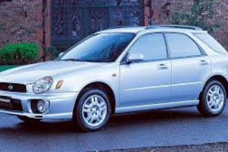 sell my car – subaru silver