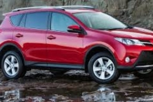 sell my car toyota rav4 red