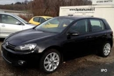 sell my car vw golf black