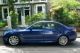 sell my car - BMW blue