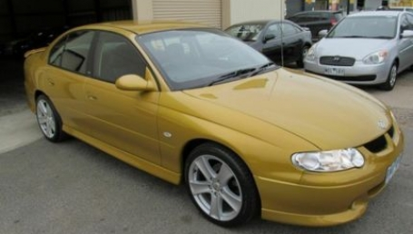 sell my car – Holden commmodore gold