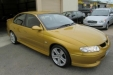 sell my car - Holden commmodore gold