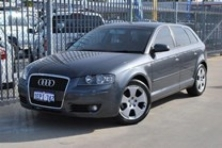 sell my car – audi a3 grey
