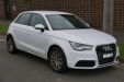 sell my car - audi a1 white