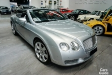 sell my car – bentley silver