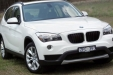 sell my car - bmw x1 white