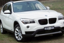 sell my car – bmw x1 white