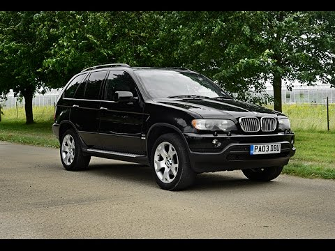 sell my car – bmw x5 black