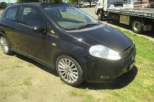 sell my car – fiat punto black