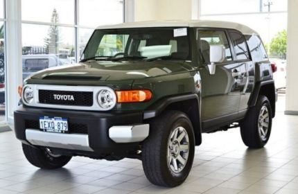 sell my car - fj cruiser grey