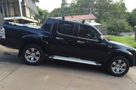 sell my car – for ranger black