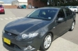 sell my car - ford falcon grey