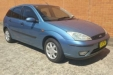 sell my car - ford focus blue