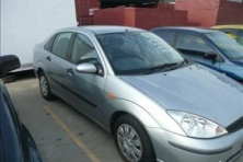 sell my car – ford focus silver