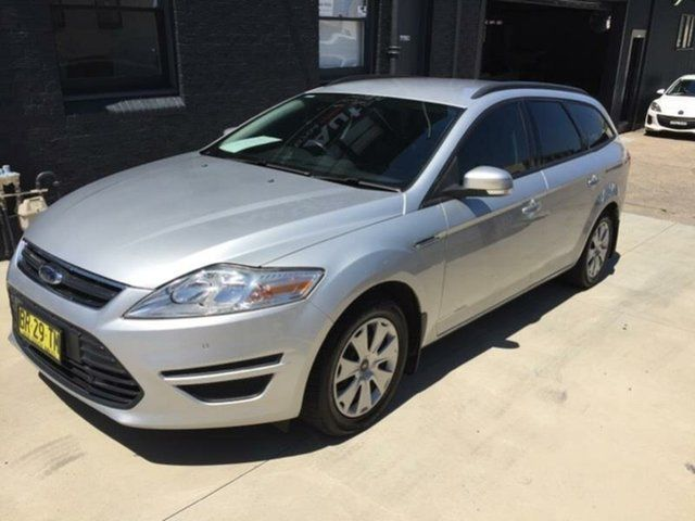 sell my car – ford mondeo silver