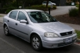 sell my car - holden astra silver