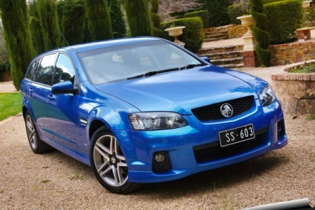 sell my car – holden blue