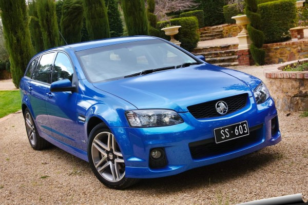 sell my car - holden blue