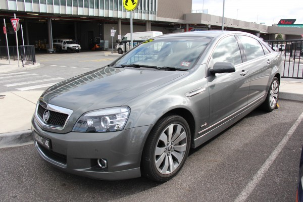 sell my car - holden caprice grey
