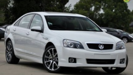 sell my car – holden caprice white