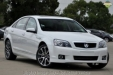 sell my car - holden caprice white