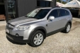 sell my car - holden captiva silver