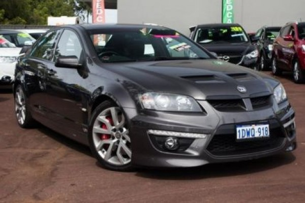 sell my car – holden clubsport grey