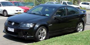 2009 Holden Commodore SS VE Sedan - Sell my car