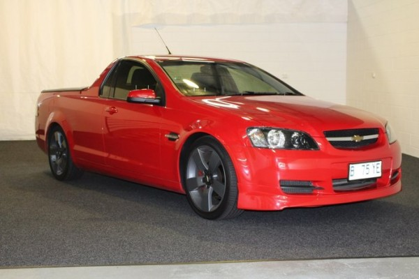 sell my car - holden commodore omega ute red