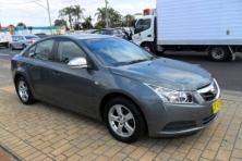 sell my car holden cruze grey