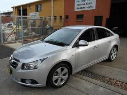 sell my car – holden cruze silver