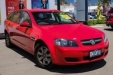 sell my car - holden omega red