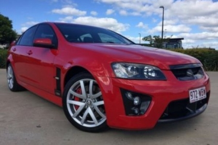 sell my car – holden red