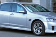 sell my car - holden sv6 silver