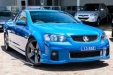 sell my car - holden thunder ute blue